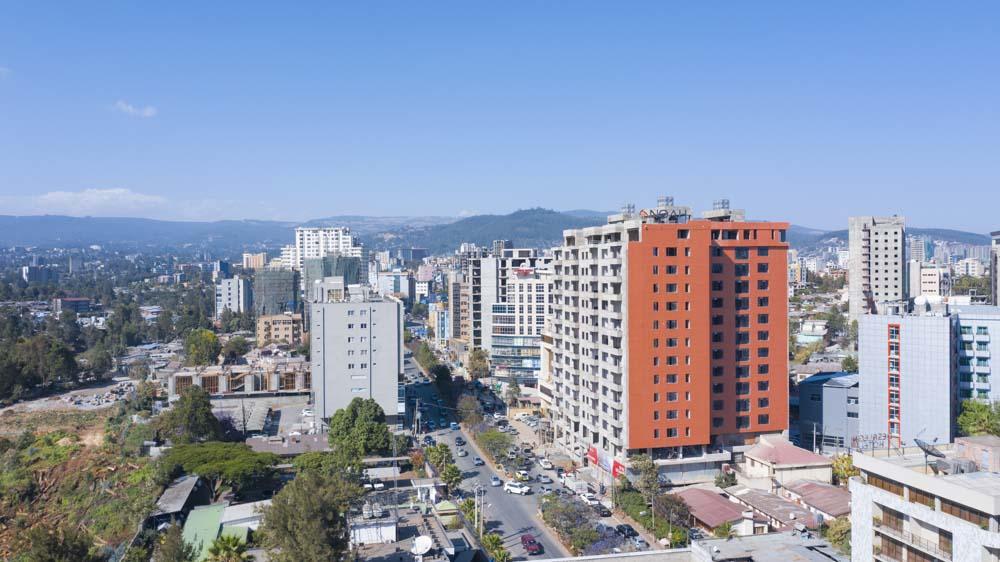 Noah Diplomat Apartments